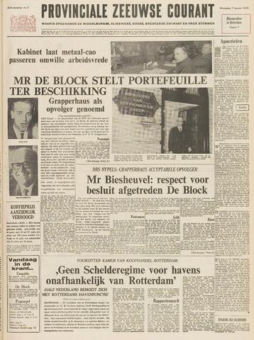 Provinciale Zeeuwse Courant 1970-01-07