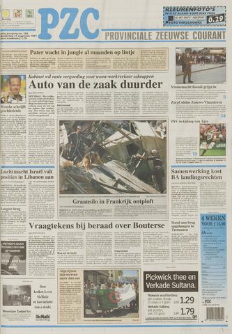 Provinciale Zeeuwse Courant 1997-08-21
