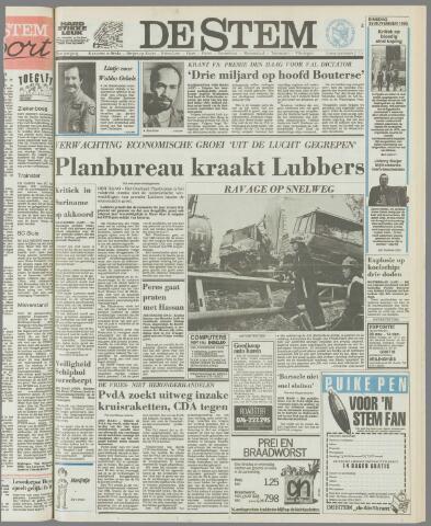 de Stem 1985-11-26
