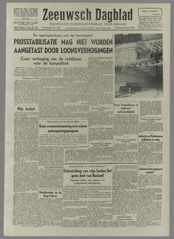 Zeeuwsch Dagblad 1956-03-20