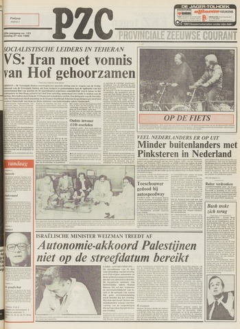 Provinciale Zeeuwse Courant 1980-05-27