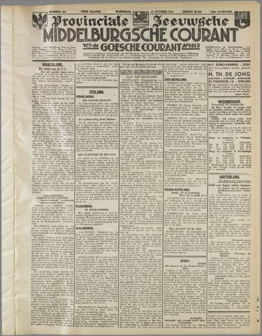 Middelburgsche Courant 1937-10-20