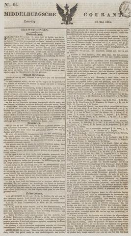 Middelburgsche Courant 1834-05-31