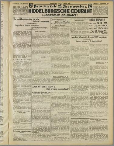 Middelburgsche Courant 1939-09-08