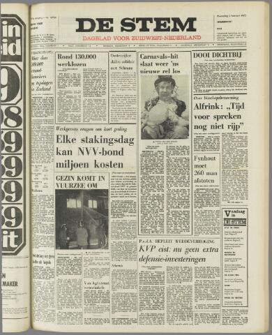 de Stem 1972-02-02