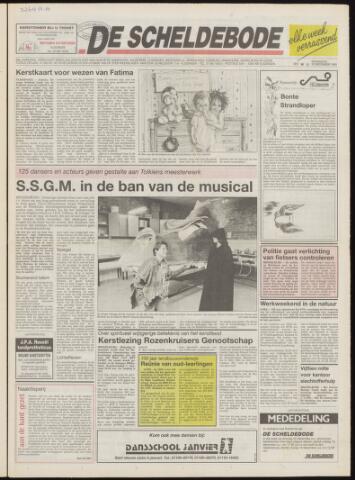 Scheldebode 1992-12-16