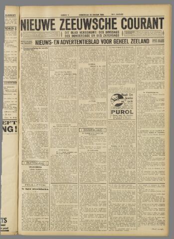 Nieuwe Zeeuwsche Courant 1933-01-26