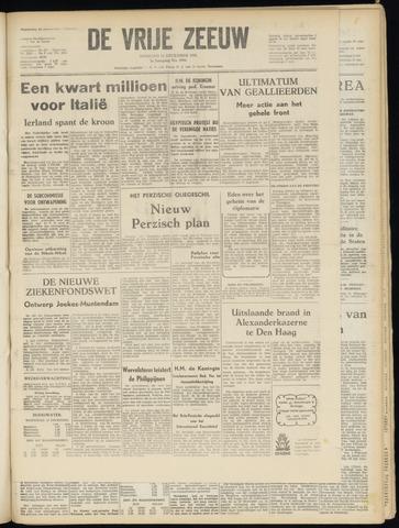 de Vrije Zeeuw 1951-12-11