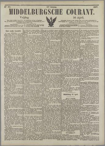 Middelburgsche Courant 1897-04-16