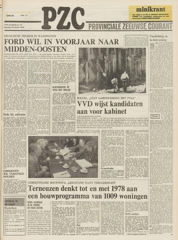Provinciale Zeeuwse Courant 1976-01-27