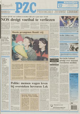 Provinciale Zeeuwse Courant 1996-01-29