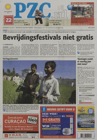 Provinciale Zeeuwse Courant 2011-05-04