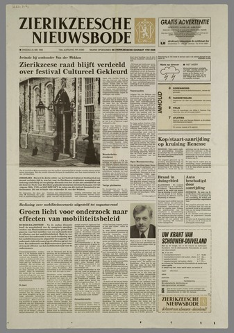 Zierikzeesche Nieuwsbode 1993-05-25