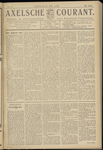 Axelsche Courant 1932-05-31