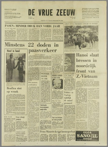 de Vrije Zeeuw 1972-04-04