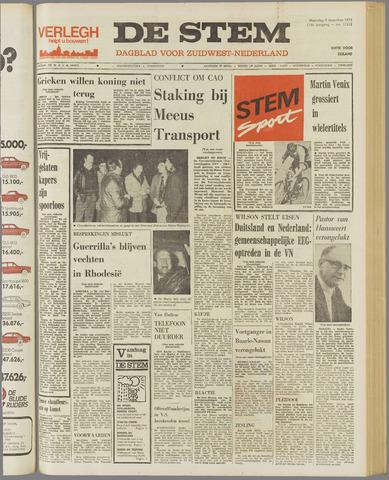 de Stem 1974-12-09