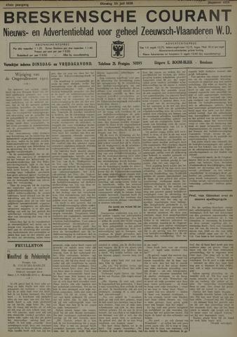 Breskensche Courant 1936-07-28