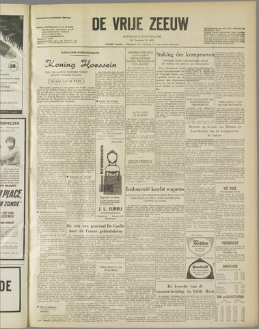 de Vrije Zeeuw 1958-08-23