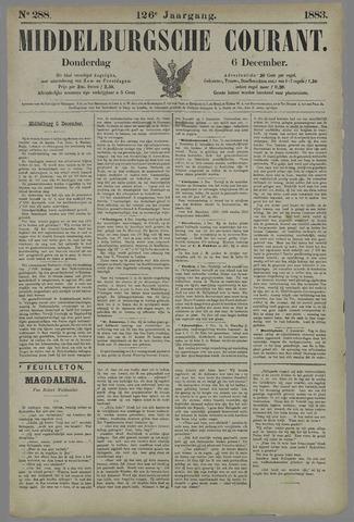 Middelburgsche Courant 1883-12-06