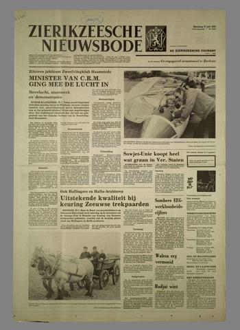 Zierikzeesche Nieuwsbode 1981-07-27