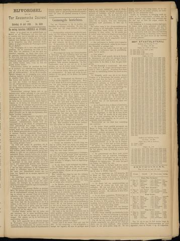 Ter Neuzensche Courant. Algemeen Nieuws- en Advertentieblad voor Zeeuwsch-Vlaanderen / Neuzensche Courant ... (idem) / (Algemeen) nieuws en advertentieblad voor Zeeuwsch-Vlaanderen 1898-07-16