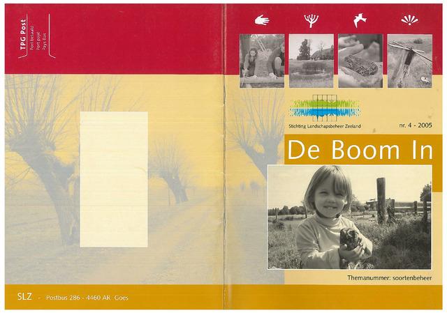 Landschapsbeheer Zeeland - de Boom in 2005-12-01