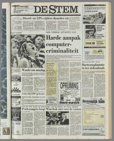 de Stem 1989-07-08