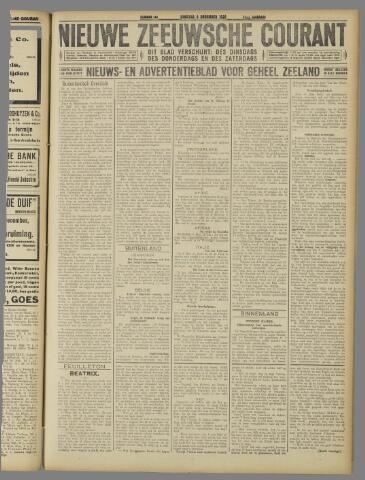 Nieuwe Zeeuwsche Courant 1925-12-08