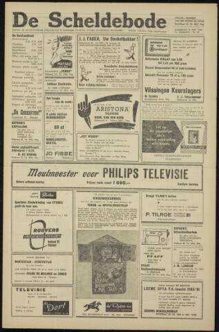 Scheldebode 1960-10-27