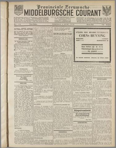 Middelburgsche Courant 1930-06-06