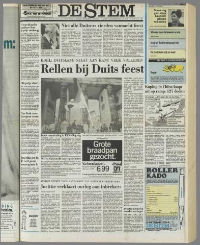 de Stem 1990-10-03