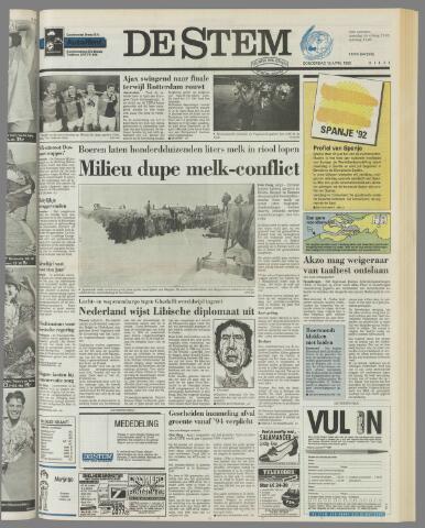 de Stem 1992-04-16