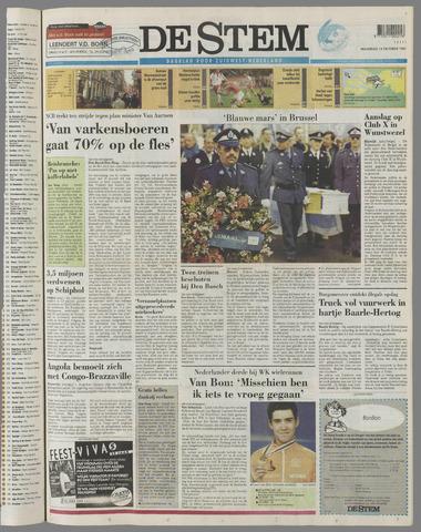 de Stem 1997-10-13