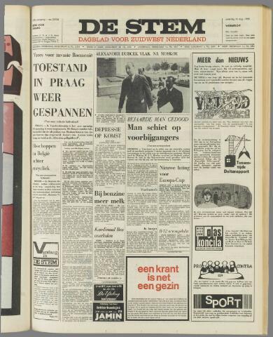 de Stem 1968-08-31