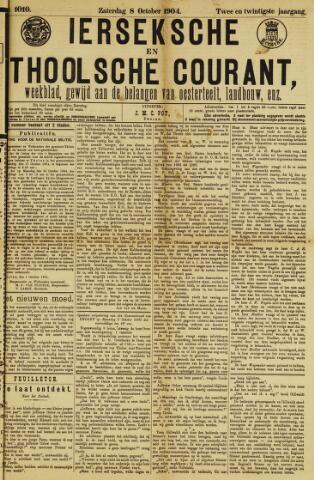 Ierseksche en Thoolsche Courant 1904-10-08