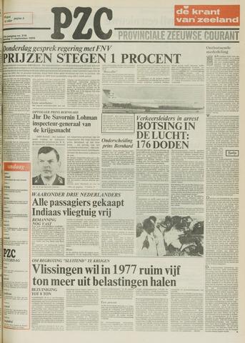 Provinciale Zeeuwse Courant 1976-09-11