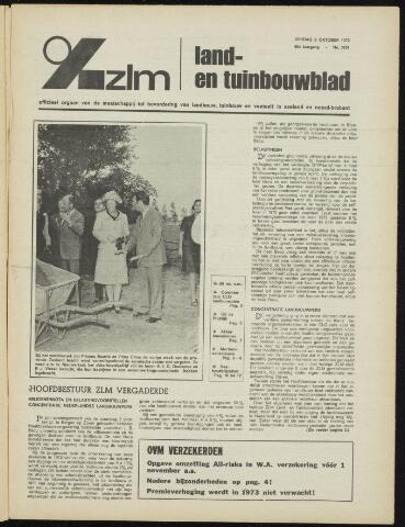 Zeeuwsch landbouwblad ... ZLM land- en tuinbouwblad 1972-10-06