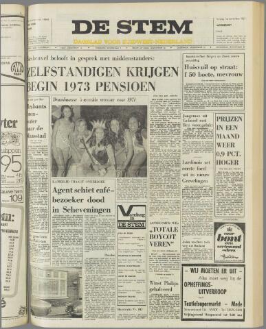 de Stem 1971-11-12