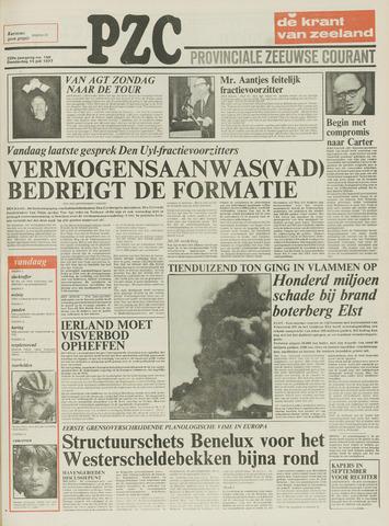 Provinciale Zeeuwse Courant 1977-07-14