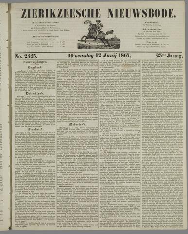 Zierikzeesche Nieuwsbode 1867-06-12