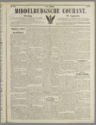 Middelburgsche Courant 1908-08-18