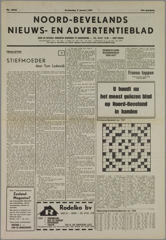 Noord-Bevelands Nieuws- en advertentieblad 1981-01-08