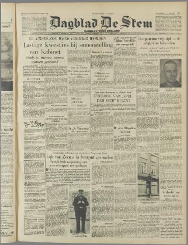 de Stem 1951-03-05