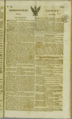 Middelburgsche Courant 1825-07-26