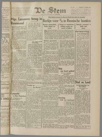 de Stem 1945-04-27