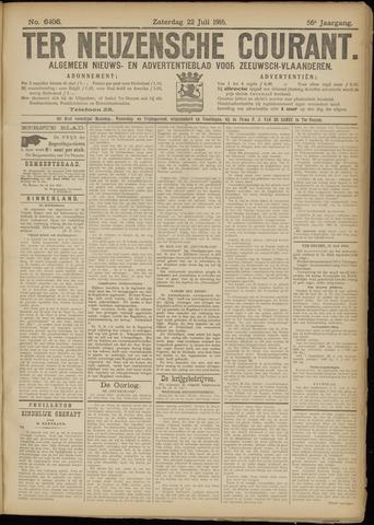Ter Neuzensche Courant. Algemeen Nieuws- en Advertentieblad voor Zeeuwsch-Vlaanderen / Neuzensche Courant ... (idem) / (Algemeen) nieuws en advertentieblad voor Zeeuwsch-Vlaanderen 1916-07-22