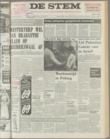 de Stem 1976-10-12