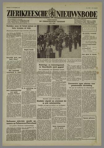 Zierikzeesche Nieuwsbode 1955-11-18