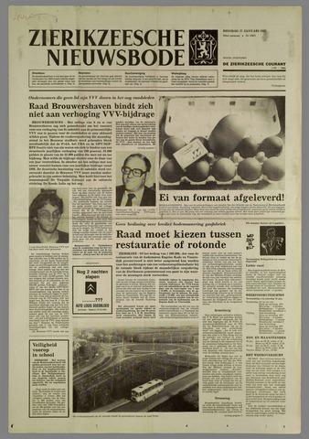 Zierikzeesche Nieuwsbode 1987-01-27