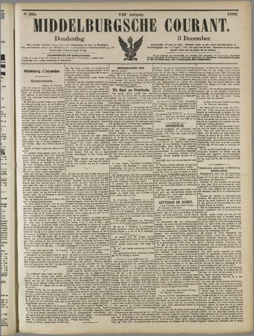 Middelburgsche Courant 1903-12-03